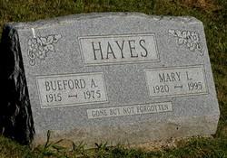 Bueford A. Hayes