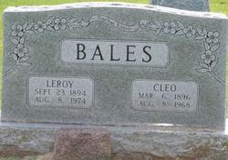 Leroy Bales