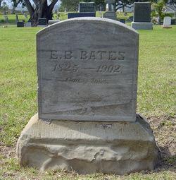 E B Bates