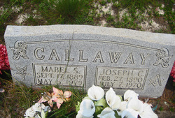 Mary Mabel Louise <i>Steiner</i> Callaway