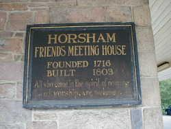 Horsham Friends Cemetery