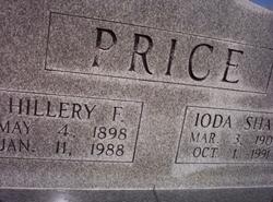 Hillery Franklin Price