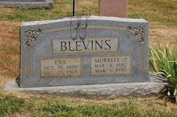 Eva <i>Lewis</i> Blevins