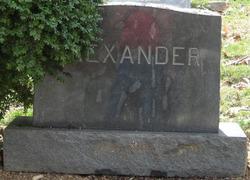 Alice C <i>Biddle</i> Alexander