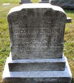 Johann Jacob Jacob Obenland