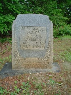 Ruby Maude Landreth