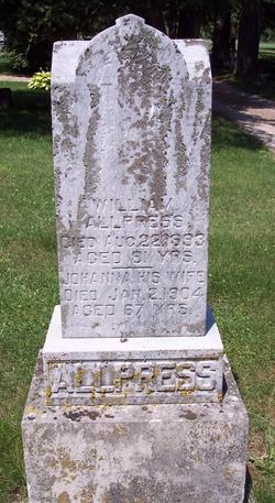 William Allpress