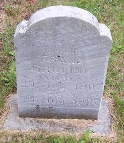 Franz Gruling