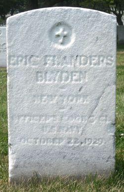 Eric Flanders Blyden