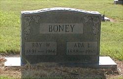 Ada L. Boney