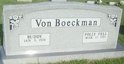 Leo Clayburn Buddy VonBoeckman