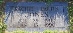 Rachel <i>Partin</i> Jones