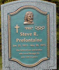 Steve R. Pre Prefontaine