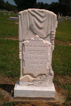 William West Alberty, Jr