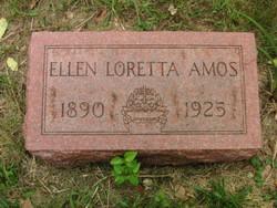 Ellen Loretta Amos