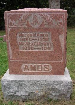 Mahala C. Amos