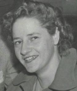 Eula Ethel Doll <i>Saunders</i> Fitzgerald