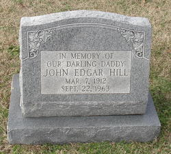 John Edgar Hill
