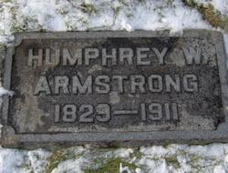 Humphrey W Armstrong