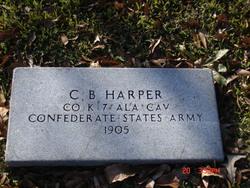 C B Harper