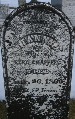 Fanny <i>Shipman</i> Chaffee