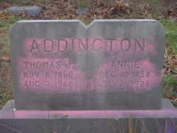 Thomas J. Addington