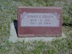Minnie Ernestina <i>Smith</i> Dillon