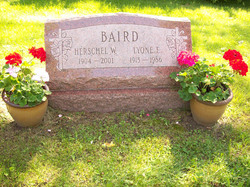 Lyone F. <i>Hausler</i> Baird