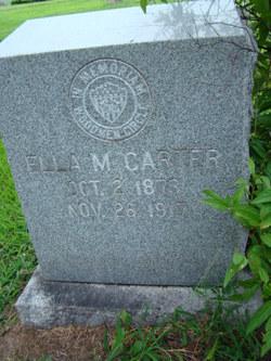 Ella M. Carter
