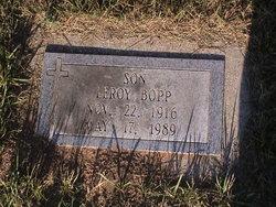 Leroy E. Bopp