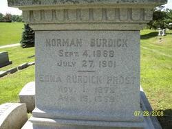 Norman Burdick