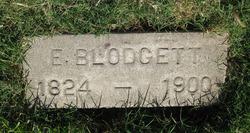 Emily Adeline/Adelade <i>Sherman</i> Blodgett