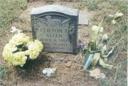 Clifton Terry Allen