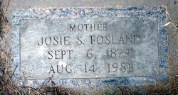 Josie S. Fosland