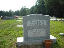 Nellie Lanette Nell <i>Calhoun</i> Akins