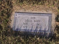 Louis Bopp