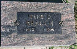 Irene D Brauch