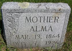 Alma Constance <i>Olson</i> Cederberg