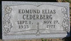 Edmund Elias Cederberg