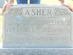 William Jasper Asher