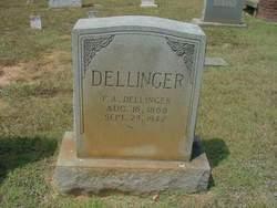 Florence Adelaide <i>Black</i> Dellinger