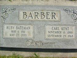 Carl Kent Barber