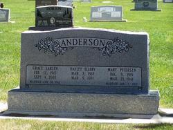 Grace <i>Larsen</i> Anderson