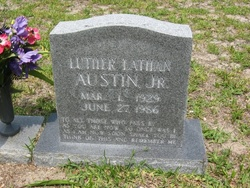 Luther Lathan Austin, Jr