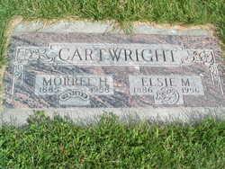 Elsie May <i>Scott</i> Cartwright