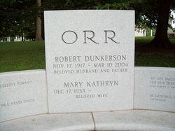 Robert Dunkerson Orr