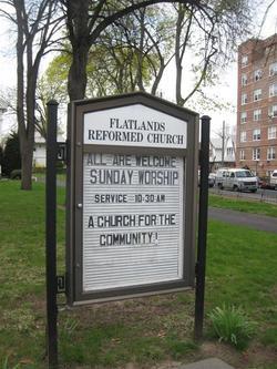 Flatlands Dutch Reformed Church Cemetery