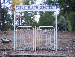 Forest Ranch Cemetery