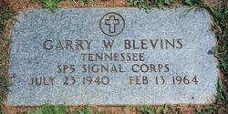 Garry Woodrow Blevins