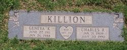 Charles R Killion